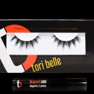 Tori belle ladies night magnetic lashes and liner